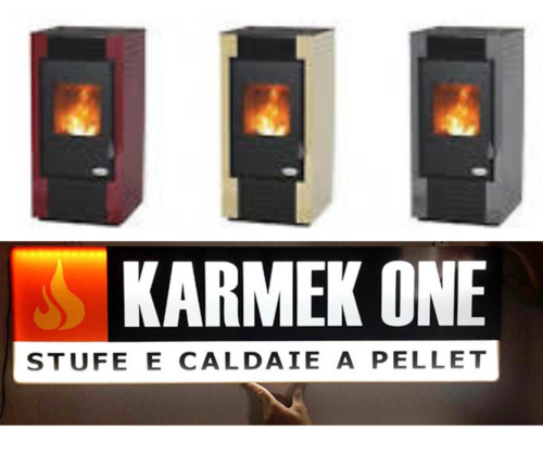 Stufe a pellet LISBONA S1 KARMEK ONE